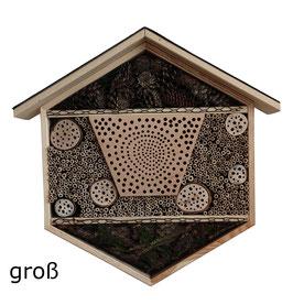 Insektenhotel groß/klein