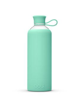 Doli Trinkflasche aus Glas, mint