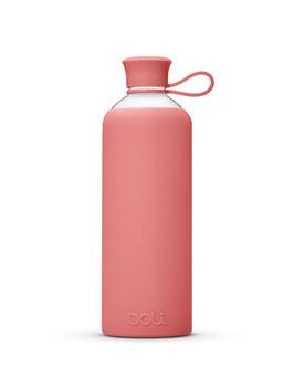 Doli Trinkflasche aus Glas, rosé