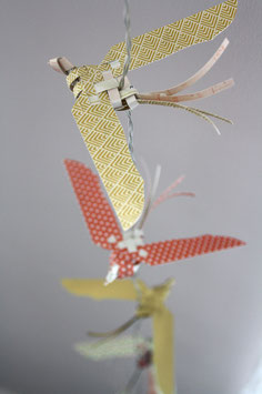 "Guirlande oiseaux lumineuse ""PLIC PLOC"""
