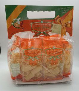 Sacco dei Sapori - 6 formati x 125gr Senza Glutine