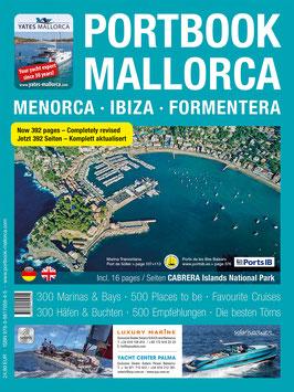 Portbook & Island Guide Mallorca Ibiza Formentera Menorca