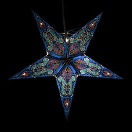 Mini-Stern Aqua (inklusive Beleuchtung)