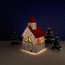Mini-Capellchen (inklusive Beleuchtung)
