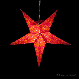 Mini-Stern Mandarina (inklusive Beleuchtung)