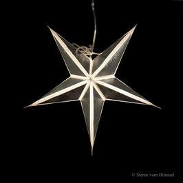 Mini-Stern Eiskristall (inklusive Beleuchtung)