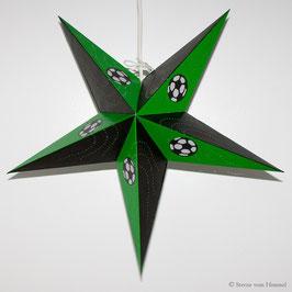 Football Star grün/schwarz S
