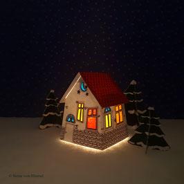 Mini Blanca (inklusive Beleuchtung)