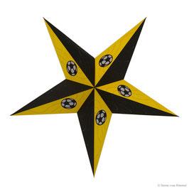 Football Star gelb-schwarz L