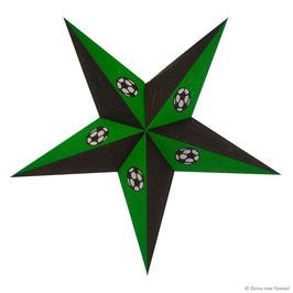 Football Star grün-schwarz L