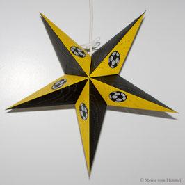 Football Star gelb/schwarz S