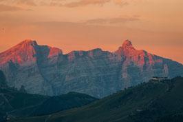 9983 - Südtiroler Alpenglühen, Italien