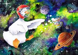 Emil Astronaut