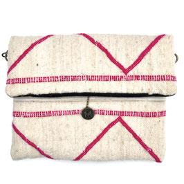 bag pink line