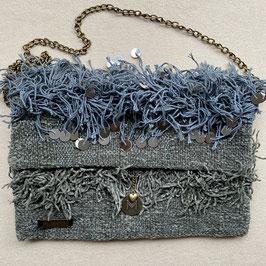 love bag grey