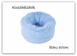 """Kuschelsack """" super flauschig """" hellblau """""""