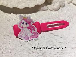 """HundeHaarspange """" Prinzessin  Einhorn  """""""
