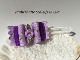 "Schleife "" Zauberhafte Schleife in lila   """