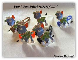 HundeHaarSpange : Paw Patrol Rocky
