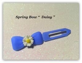 HundeHaarSpange Blume Blautöne  Nr. 4  French Daisy(1)