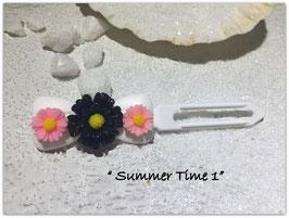 "HundeHaarSpange "" Summer Time Nr. 1 """