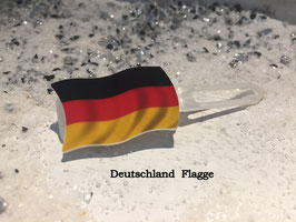 """Fußball Set (3) """" Deutschland (Flagge/Herz/Button)"""