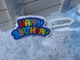 Happy Birthday to YOU:  Happy Birthday 08