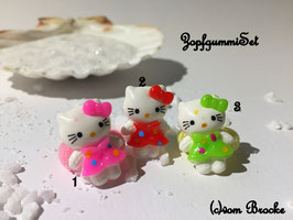 Zopfgummi Set Hello Kitty 3