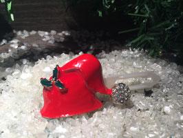 Unser Highlight Nr. 2  Edele Zipfelmütze  mit Rhinestone