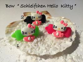 """HundeHaarSpange  Hello Kitty """" Schleifchen Hello Kitty  rosa mehrfarbig """""""