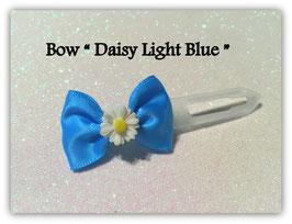 "Ausstellungs- / Stoffschleife  "" Spring Bow  Daisy  White"" No 4"