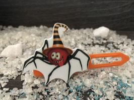 """Halloween Bunte Motivspange """" Spider  1 """""""