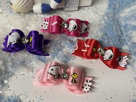 "StoffSchleife "" Snoopy"" Nr. 2"