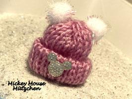Wintermützchen MickeyMouse Kopf Nr 10