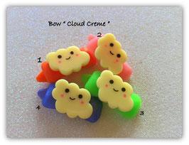 "HundeHaarSpange Auf Wolke 7 "" Cloud Creme """