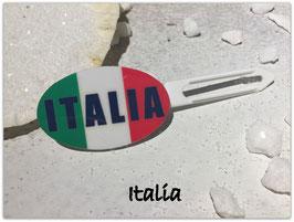 """"""" ITALIA """"  HundeHaarMotivspange"""