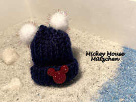Wintermützchen MickeyMouse Kopf Nr 6
