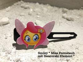 """Motiv HundehaarSpange """" Miss Feenstaub mit/ohne SWK """""""