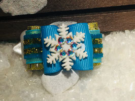 SchneeflockenSchleife FROZEN  OLAF  Nr . 1