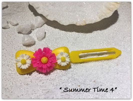 "HundeHaarSpange "" Summer Time Nr. 4 """