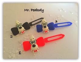 "HundehaarSpange "" Peabody 1 """