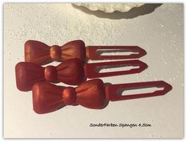 Sonderfarben : American ButterflySpangen / Kunststoff HundeHaarSpangen