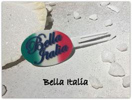 """"""" Bella Italia  """"  HundeHaarMotivspange"""