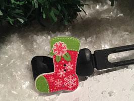 Mini-Preis-Hundespangen: Weihnachten Nr 4