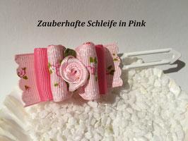 "Schleife "" Zauberhafte Schleife in Pink   """