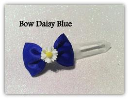"Ausstellungs- / Stoffschleife  "" Spring Bow  Daisy  White"" No 5"