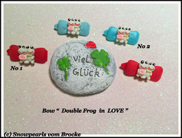 Silvester Highlight No 18  Double Frog in LOVE