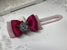 SchneeflockenSchleife 2020 pink 9