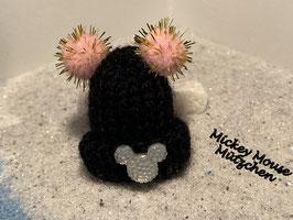 Wintermützchen MickeyMouse Kopf Nr 3