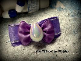 OsterSchleife mit Osterei Nr 1  ....ein Traum in Flieder